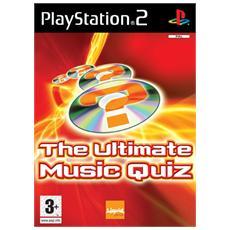 PS2 - Ultimate Music Quiz - Il Grande Quiz sulla Musica