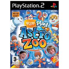 PS2 - Eyetoy Play: Astro Zoo