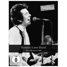 Dvd Ronnie Lane Band - Live At Rockpalas