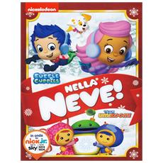 Dvd Bubble Guppies Nella Neve!