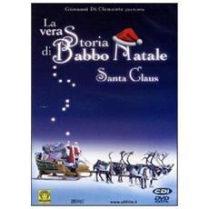 Dvd Vera Storia Di Babbo Natale (la)