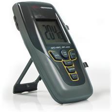 Termometro Digitale LCD Grigio 4092