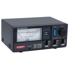 Sx-200 Rosmetro Wattmetro 1.8-200 Mhz - 5/20/200 Watt