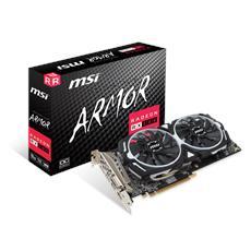 MSI - Radeon RX 580 8 GB GDDR5 PCI Express / DL-DVI-D /...