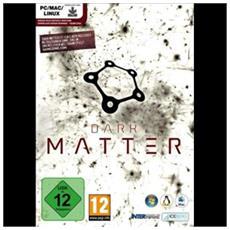 DVD -DARK MATTER. DVD. 1001109