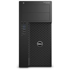 Workstation Precision T3620 Intel Xeon E3-1240V5 Quad Core 3.5 GHz Ram 16GB SSD 256GB Nvidia Quadro P2000 DVD±RW 6xUSB 3.0 Windows 7/10 Pro
