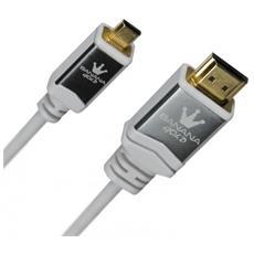 1.8m HDMI 1.4, 1,8m, HDMI, Micro-HDMI