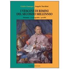 I vescovi di Rimini del secondo millennio. Stemmi, iconografia, profili
