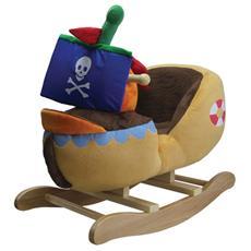 Dondolo Nave Pirata 66x36x47 (9/2014) 00313001