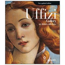 Uffizi gallery. Art, history, collections