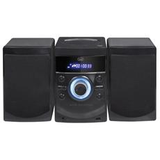 Hcx 1050 S Hifi System Cd Radio / Mp3