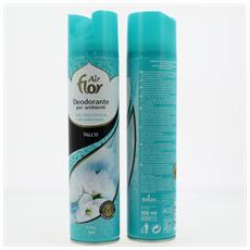Flor 300 Deodorante Spray Talco