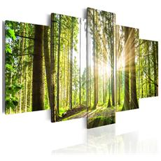 Quadro Forest Kingdom 200x100 Cm