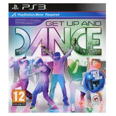 PS3 - Move Get Up And Dance (Software per Playstation Move)