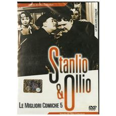 Dvd Stanlio & Ollio-le Migliori Com. #05