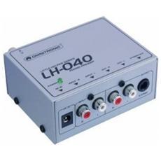 LH-040, 0,02%, 84 dBi, 47000 Ohm, Cablato, 454g, 12V DC, 150mA