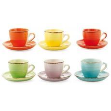 Set Caffe' Baita 12 Pezzi