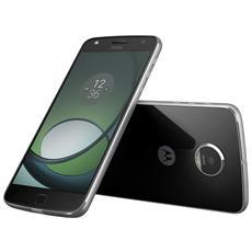"Moto Z Play Nero 32 GB 4G/LTE Dual Sim Display 5.5"" Full HD Slot Micro SD Fotocamera 16 Mpx Android Italia"