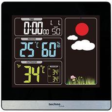 WS 6448 Barometro da Parete con Temperatura