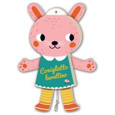 Coniglietto burattino. ediz. a colori