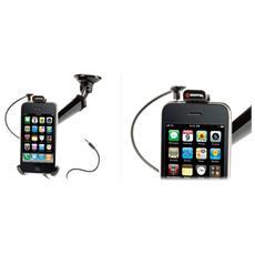 Griffin WindowSeat Mobile HandsFree Car Kit Active holder Nero