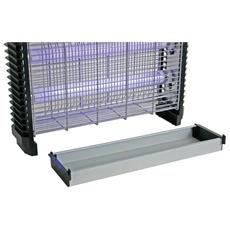 GIK08, Interno, UV-A 2 x 10W, 400 x 105 x 315 mm