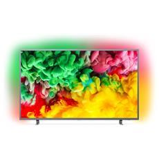 "TV LED Ultra HD 4K 65"" 65PUS6703/12 Smart TV UltraSlim"