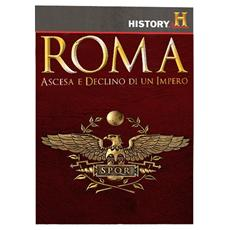 DVD ROMA - ASCESA E DECLINO DI. . (es. IVA)