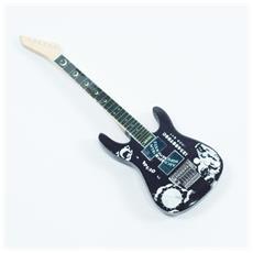 Magnete forma chitarra - Metallica - Kirk Hammett - Oujia