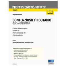 Contenzioso tributario. Con CD-ROM