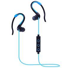Earpods Auricolare Bluetooth Huawei Compatibile Con Xiaomi / samsung / oppo / iphone Bt-008 - Blu