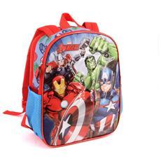 3b88cd0b80 KARACTERMANIA - The Avengers Zainetto Asilo Force-dual Backpack