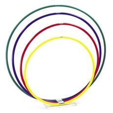 Cerchio Ritmica sezione tonda diam 60 cm Colore Giallo
