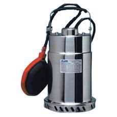 Elettropompe sommersa in acciaio con galleggiante HP 0.50