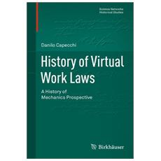 History of virtual work laws. A history of mechanics prospective
