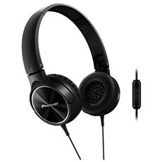 Cuffie On-Ear ad Archetto SE-MJ522T con ControlTalk Colore Nero