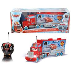 Camion Radiocomandato Cars Ice Racing Turbo Mack Scala 1:24