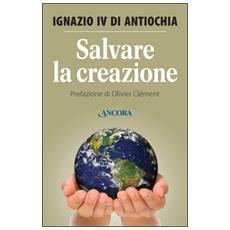 Salvare la creazione