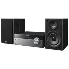 Sistema audio SBT100b da 50 W con CD, DAB / DAB+, Bluetooth, NFC e USB