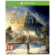UBISOFT - XONE - Assassin's Creed Origins