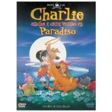 DVD CHARLIE ANCHE I CANI VANNO IN PARAD.