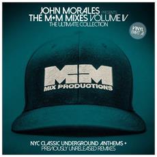 John Morales - The M+M Mixes Vol. 4 Part. A (2 Lp)