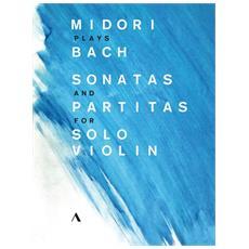 Bach - Sonate E Partite Per Violino Solo (Bwv1001-1006) (2 Dvd)