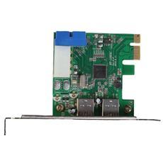 i-tec PCIe 4 x USB 3.0 Interno USB 3.0 scheda di interfaccia e adattatore