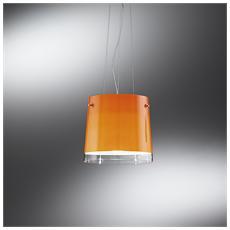 Illuminazione 3643-20-B - Sospensione Con Vetro