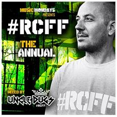 Rcff The Annual Mixed By Uncle Dugs (2 Cd)