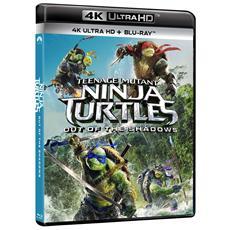 Tartarughe Ninja 2 - Fuori Dall'Ombra (Blu-Ray 4K Ultra HD)