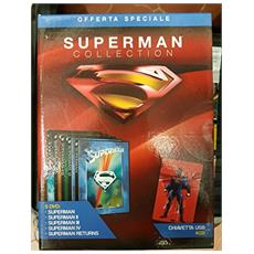 Superman Collection + USB 4GB