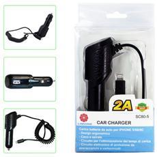 Caricabatteria Da Auto Per Iphone 5/5s / 5c