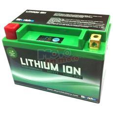 Batteria Al Litio Ytx12-bs Hjtx12 (l) Fp-s